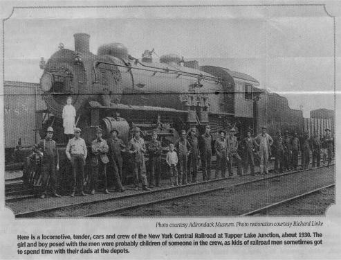 railroad vignettes bashant family website